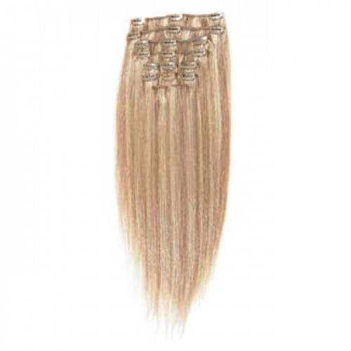 #18/613 Blond Mix, 50 cm - Clip On
