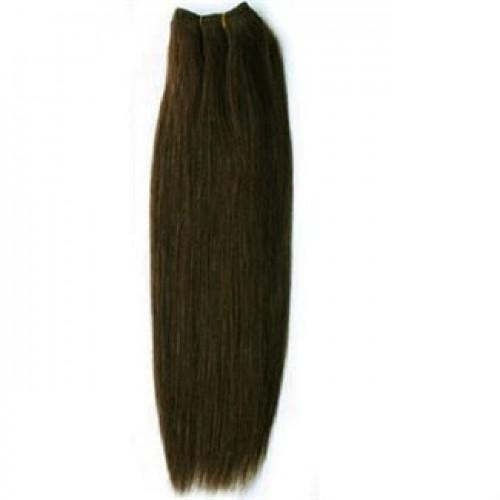#2 Mørkebrun, 50 cm - Hårtrense