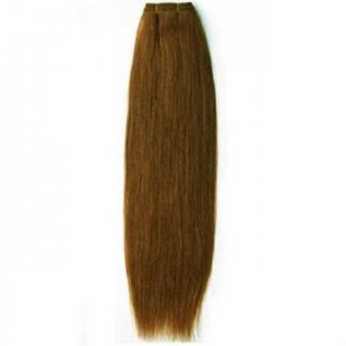 #30 Rødbrun, 50 cm - Hårtrense