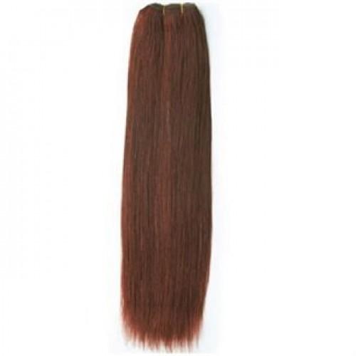 #33 Rødbrun, 60 cm - Hårtrense
