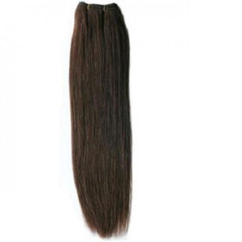 #4 Chokoladebrun, 50 cm - Hårtrense
