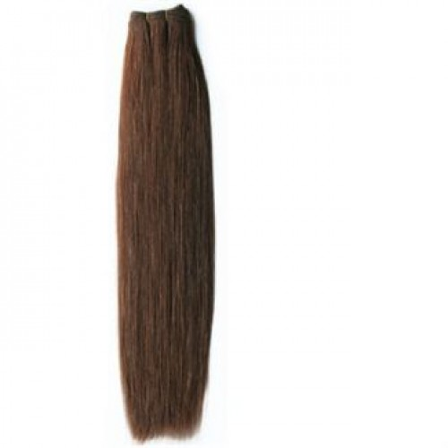 #6 Brun, 50 cm - Hårtrense