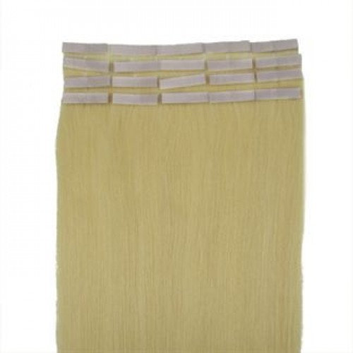 #613 Blond, 60 cm Tape On