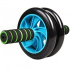 Ab Wheel Mavehjul med 2 hjul
