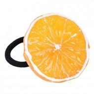 Appelsin Hårelastik