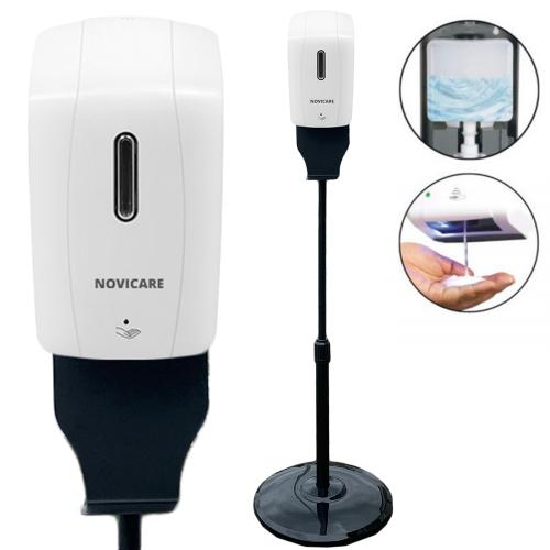 Automatisk Håndsprit Dispenser med sensor til gel med fod | Novicare D1206ST