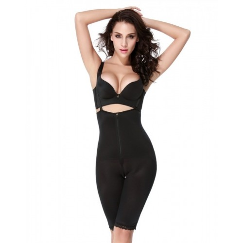 AVA® Shapewear Bodysuit Shaper, sort