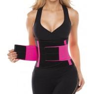 Ava® Velcro Waist Trainer Belt, pink