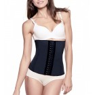 AVA® Waist Trainer i Latex - Sort