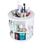 AVERY® 360º Rotating Cosmetic Organizer XL, Hvid