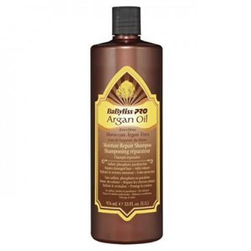 BaByliss PRO Argan oil Moisture repair Shampoo 350 ml.