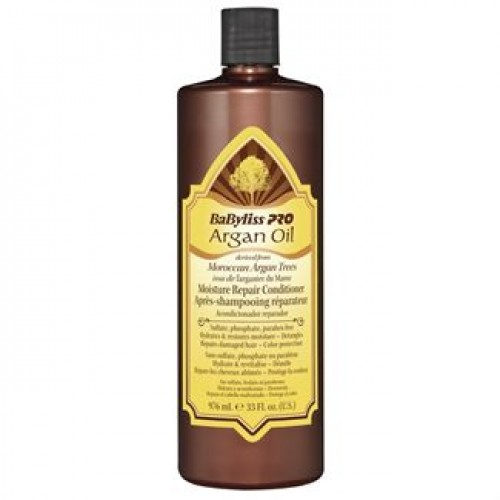 BaByliss PRO Argan oil repair conditioner 350 ml.