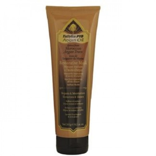 BaByliss PRO Argan oil restorative mask 241 gram