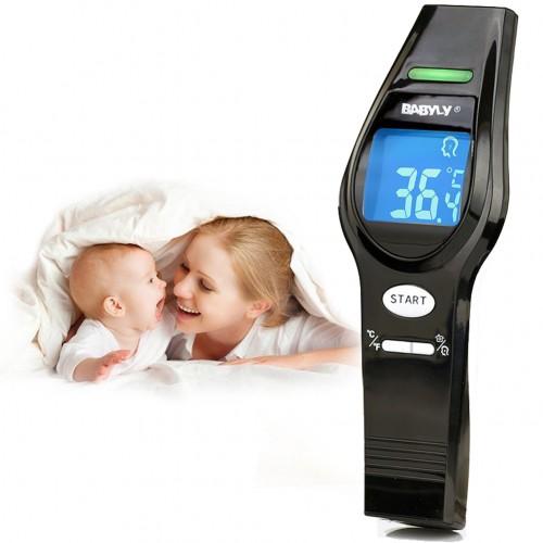 Babyly infrarød digitalt termometer til baby / børn model: blir-3