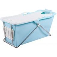 Badekar Til Voksne (Foldbart) - Blå