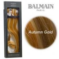 Balmain® Clip on Extensions Autum Gold 15 cm.