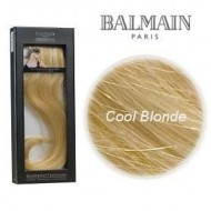 Balmain® Clip on Extensions Cool Blonde 15 cm