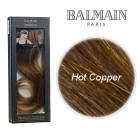 Balmain extensions Hot  copper 15 cm