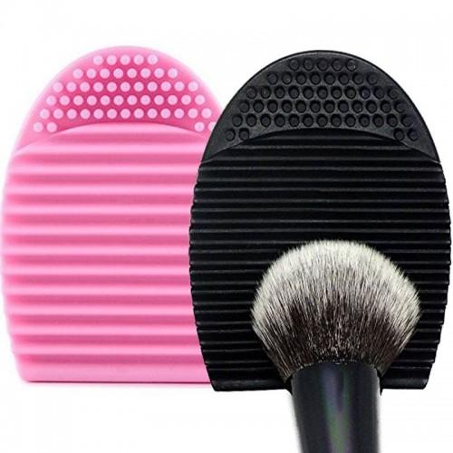 Brushegg - Rengøring af Makeupbørster