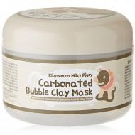 Bubble Mask - Elizavecca Milky Piggy Carbonated Bubble Clay Mask