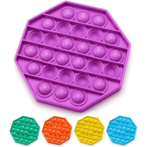 Bubble Pop It Fidget  - Oktogon