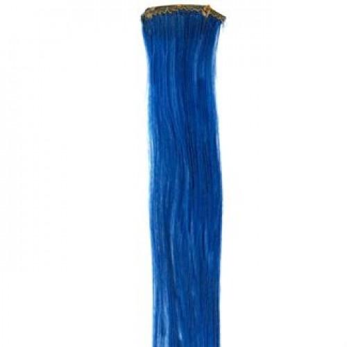 Cobolt blue, 50 cm - Crazy Color Clips