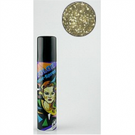 Crazy Color Hair Spray - Guld