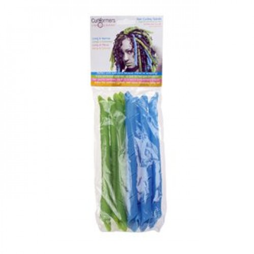 Curlformers Starter pack - Long & Narrow Spiral Curls