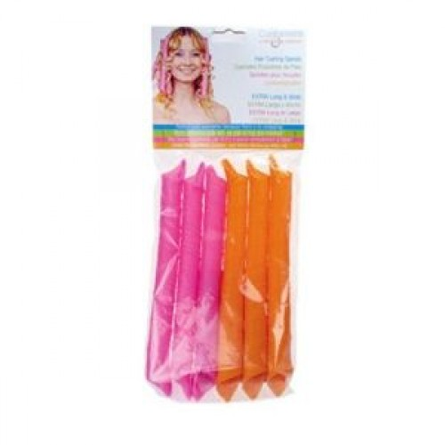 Curlformers Starter packs - Extra Long & Extra Vide Spiral Curls