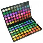 Deluxe 120 farver palette øjenskygger