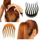 Dish Hair Comb - Flere farver