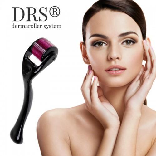 DRS® Dermaroller til ansigtet - 540 titanium nåle (0,5 mm)