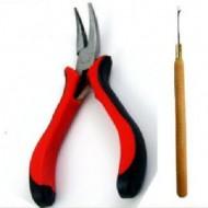 Extensions Tang + Hook (Nål)