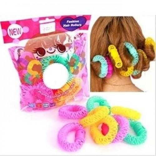 Fashion Hair rollers - 8 stk