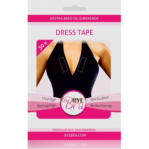 Fashion Tape til tøj - ByeBra Dress Tape (30 stk)