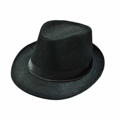 Fedora Hat - Unisex, Black