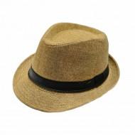 Fedora Hat - Unisex, Sand