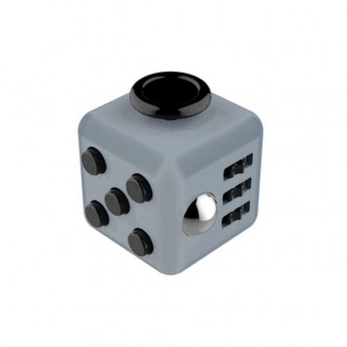 Fidget Cube i sort / Grå