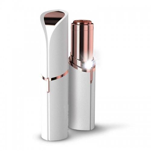Flawless Lipstick Epilator - Hårfjerner formet som læbestift