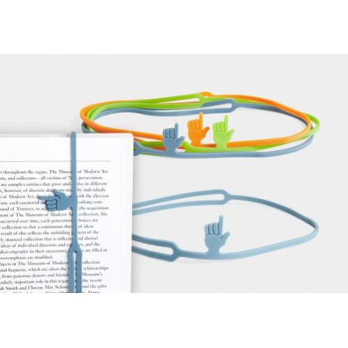 Freds Fingerprint bogmærker, assorteret
