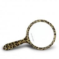 Gillian Jones 2-sidet håndspejl - Leopard