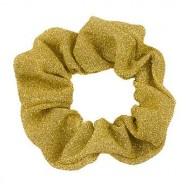 Glimmer & Glitter Scrunchie - Guld