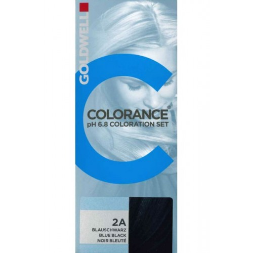 Goldwell Colorance Hårfarve 2A Blue Black