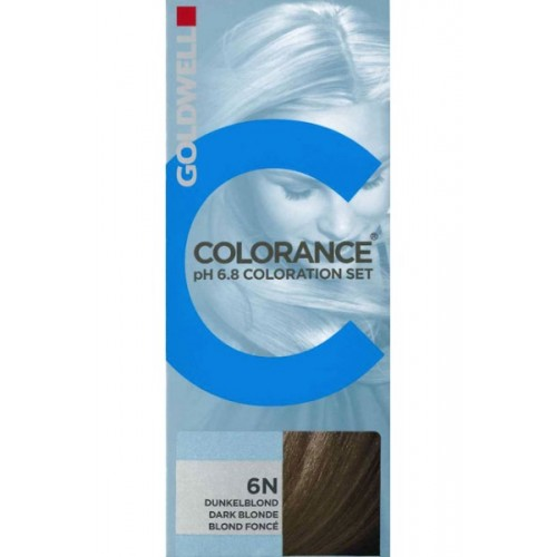 Goldwell Colorance Hårfarve 6N Dark Blonde