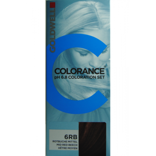 Goldwell Colorance Hårfarve 6RB Mild Rødbrun