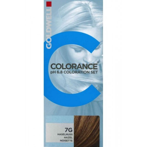 Goldwell Colorance Hårfarve 7G Hazel