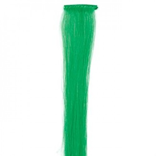 Green, 50 cm - Crazy Color Clips