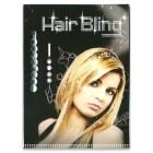 Hair Bling - 8 krystaldiamanter