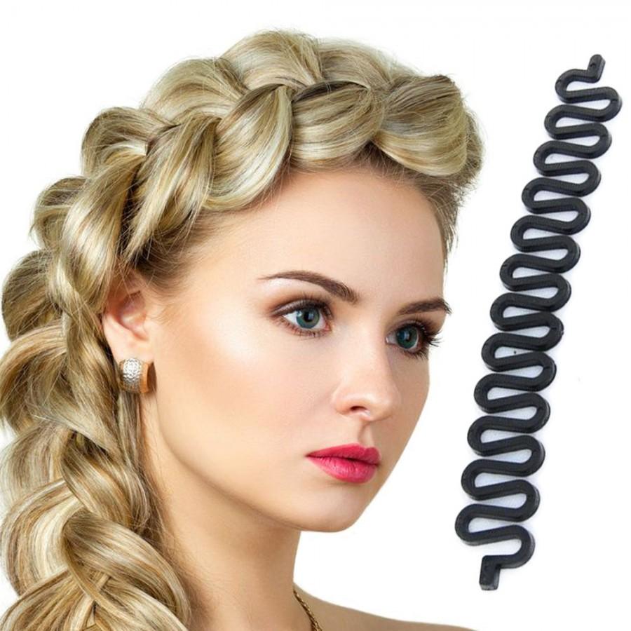 kunstigt hår til fletninger