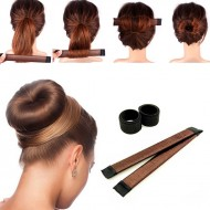Hair Bun Assistent - Nem hårknold